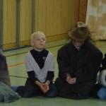 Die Kinder leiden Not